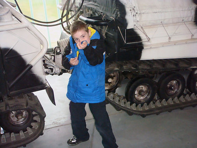 Visit to RAF Cosford March 2011