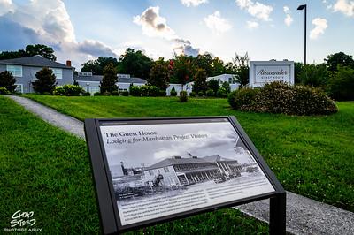 Oak Ridge Historic Markers
