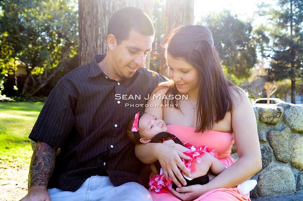 Mike Lloja Family