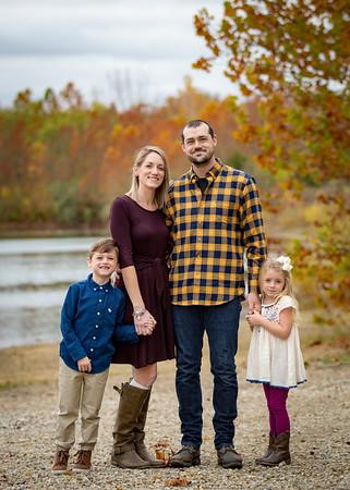 Bebel Fall Family Session