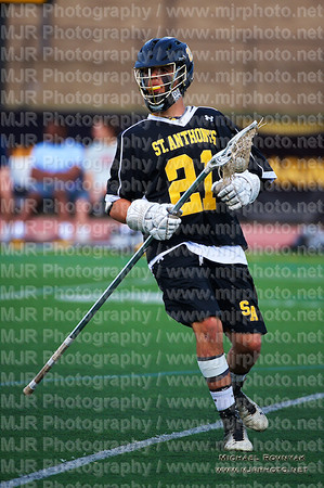 Lacrosse, Boys F, 05-05-15 St Anthonys VS Chaminade