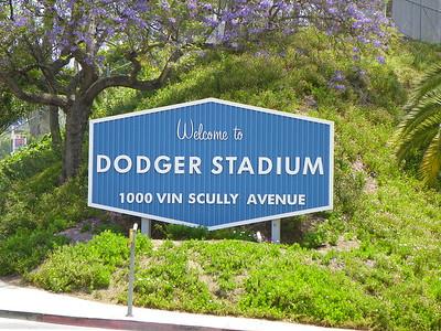 L.A., Dodger Stadium