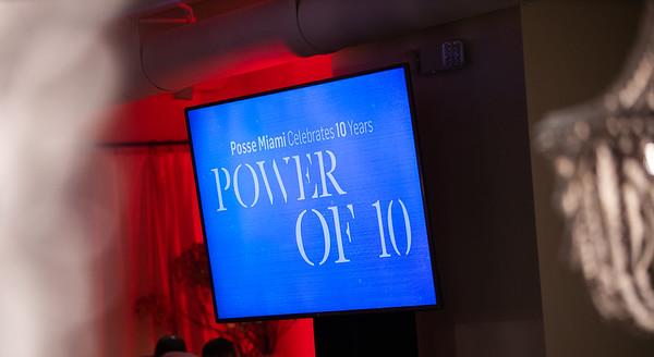 2019 Posse Power of 10