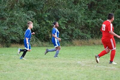 Soccer B Team
