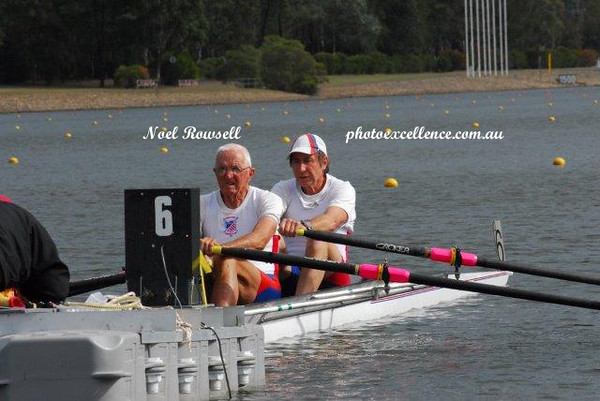 2016 Masters Rowing Championships Selection