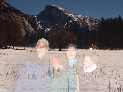 Yosemite Guests