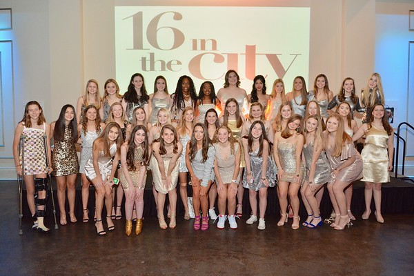 16 in the City