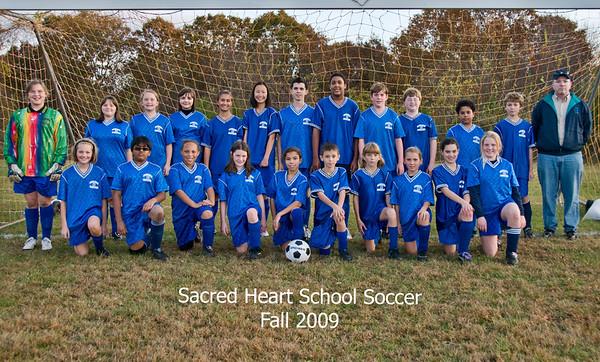 Sacred Heart Sports