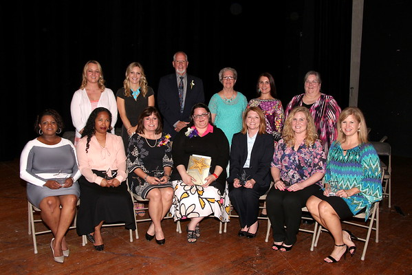 2016 Teachers of the Year and Retiree Gala