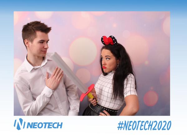 #NEOTECH2020 NÄited