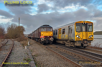 "BLS ""Bootle Brush"", 8th December 2019"