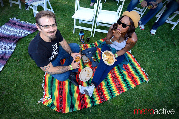 Music in the Park: Third World