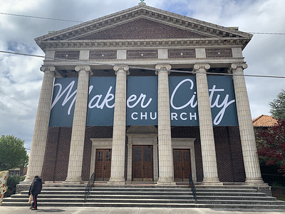 Maker City Church 2019-04-04