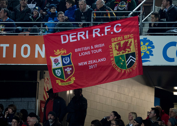 Lions during game 6 of the British and Irish Lions 2017 Tour of New Zealand,The match between  The Chiefs and British and Irish Lions, FMG Stadium, Hamilton, Tuesday 20th June 2017 (Photo by Kevin Booth Steve Haag Sports)  Images for social media must have consent from Steve Haag