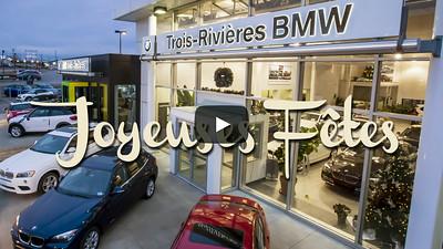 BMW Trois-Rivières Carte de Noël 2013
