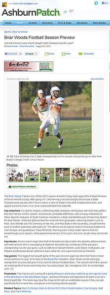 2012-08-22 -- Briar Woods Football Season Preview (McSorley).png