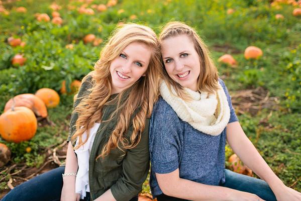 Rebecca & Rachel | Portraits