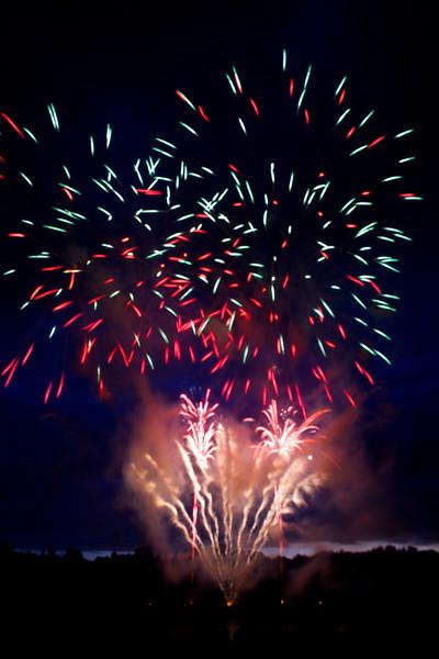 Belvoir fireworks flashpoint