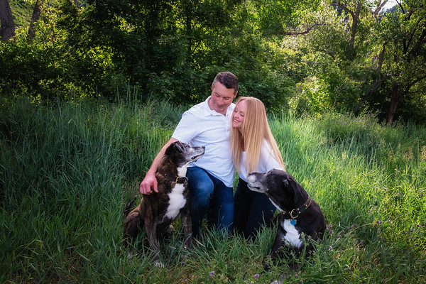 David and Anna (Dingo & Basil) Family