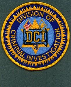 South Dakota Div of Criminal Investigation