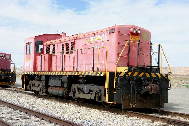 OHFX 1258 at Crescent Junction, Utah. September 2012. (Bob Lehmuth Photo)