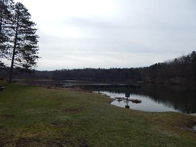 Lakemore boat dock  4-2-19