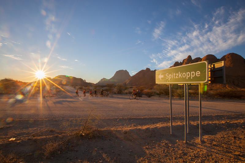 ATWS 2013 DOA, Namibia
