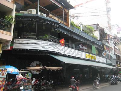 Day 21 - 5 September - Bui Vien Street