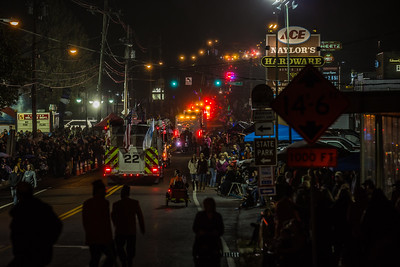 Fireman's Parade 2017
