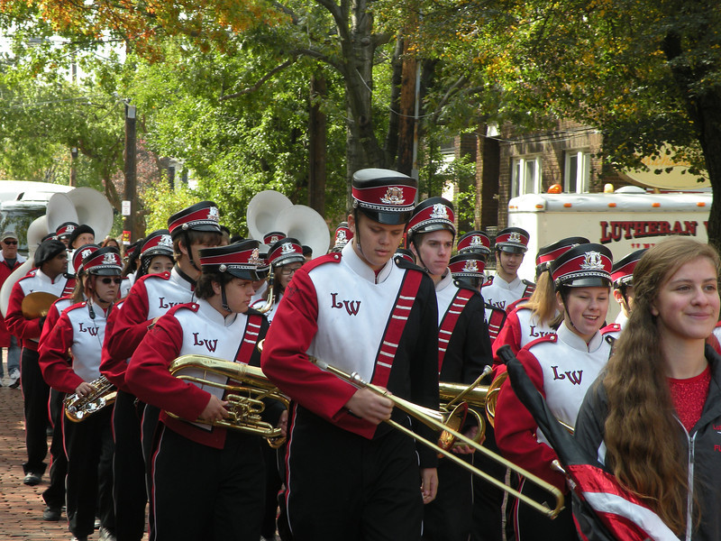 Lutheran-West-Marching-Band-At-Columbus-Day-Parade-October-2012--16.jpg