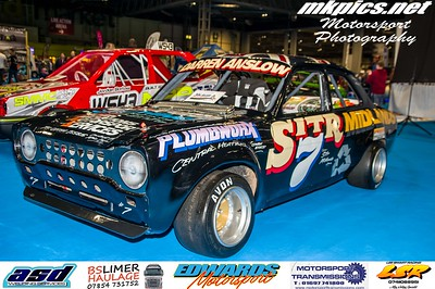 Autosport Show Sat 11 January