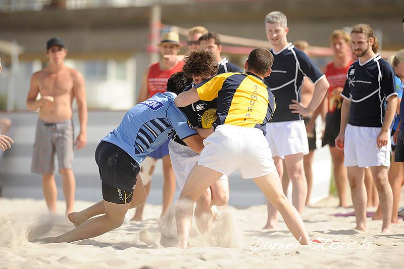 Beach Rugby Helsingborg 2014