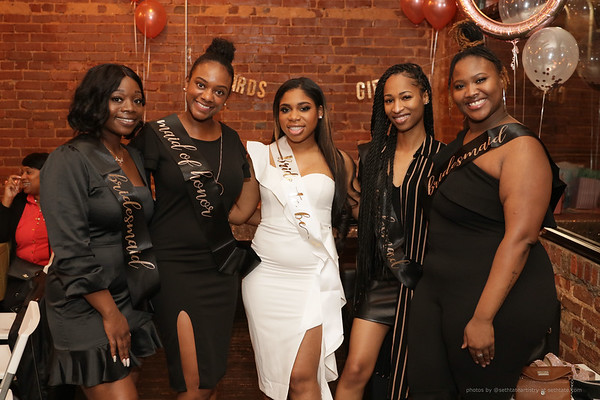Keonna Bridal Party