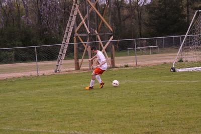 2013 Glenwood Boys Soccer vs Hooper
