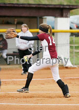 HVHS Softball 3-31-09