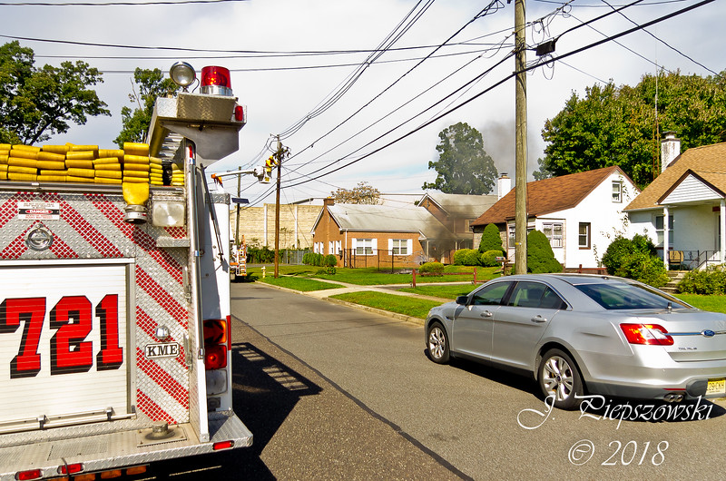 10-16-2018 - (Camden County) - MAGNOLIA - 621 N. Walnut Ave. - Reported Dwelling