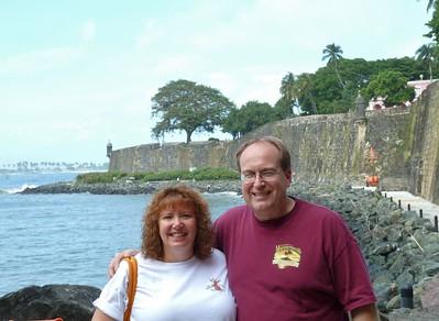San Juan - Before Cruise