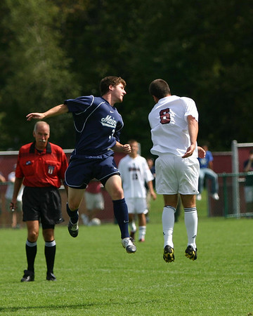 University of Massachusetts Men's NCAA Soccer 2004