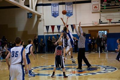 BSS Basketball 2013 8th grade..