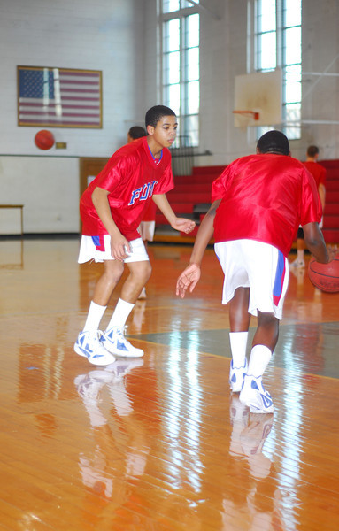 Junior Prep Basketball vs. Collegiate