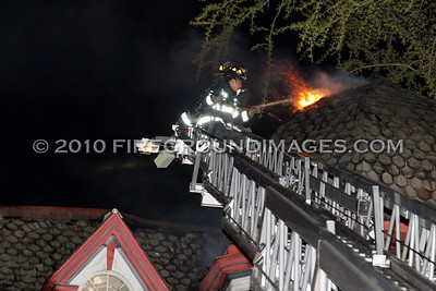 West Ave. 2nd Alarm (Bridgeport, CT) 4/21/10
