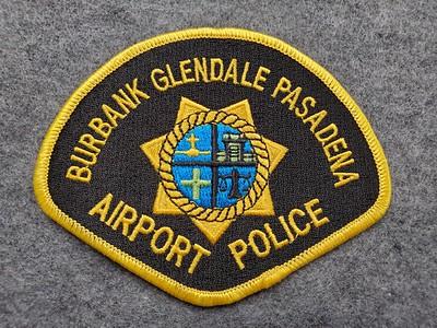 Burbank Glendale Pasadena Airport Police