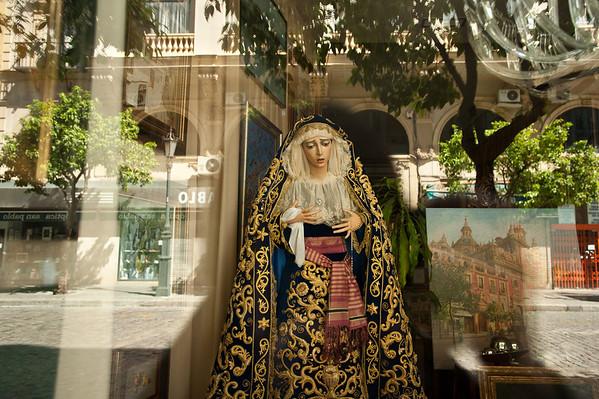 Sevilla - Semana Santa Processions