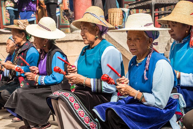 Ceremony at Temple in Dali, Yunnan, China-9832.jpg
