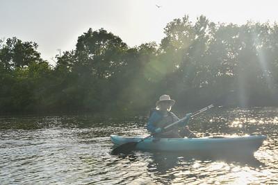 Sunset Kayak Tour - Tautkute & Nye-Vanier