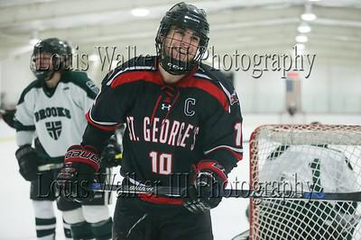 Hockey Brooks at St George's on 2/10/18