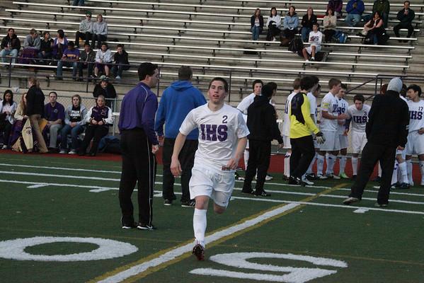 2009-04-17 IHS Boys Soccer vs Eastlake