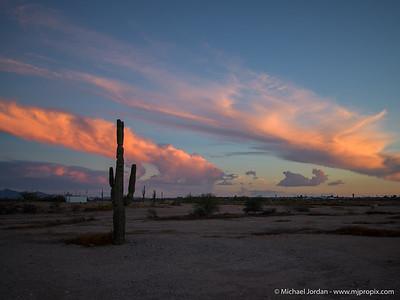 Arizona Sunset Summer 2016