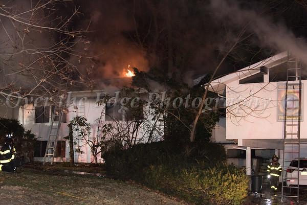 Great Neck Alert House Fire 12/29/2017