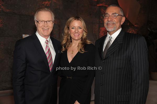 Chuck Scarborough, Maura Manning Comerford, Michael Jack   photo  by Rob Rich © 2014 robwayne1@aol.com 516-676-3939